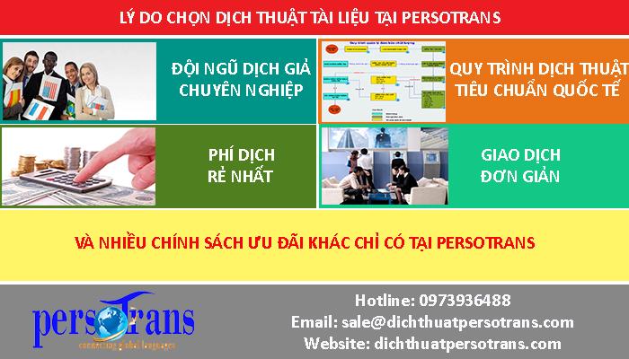 Kết quả hình ảnh cho công ty dịch thuật persotrans