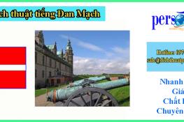 Dịch thuật tiếng Đan Mạch tại Hà Nội