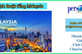 dịch thuật tiếng malaysia tại tpHCM