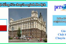 dịch thuật tiếng séc chuyên ngành du lịch