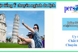 dịch thuật tiếng ý chuyên ngành du lịch