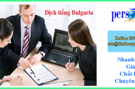 dịch thuật tiếng bulgari tại tphcm