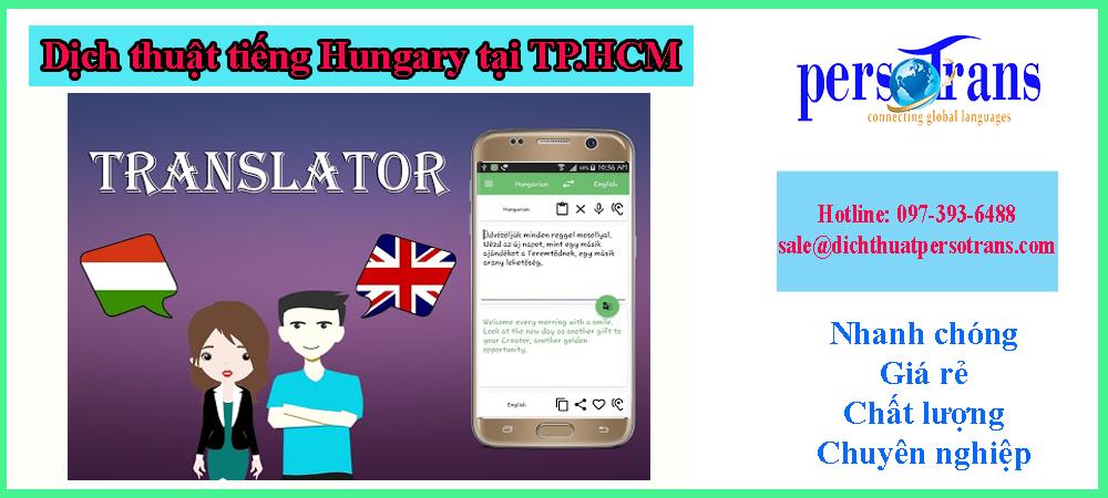 dịch thuật tiếng hungary tại tpHCM