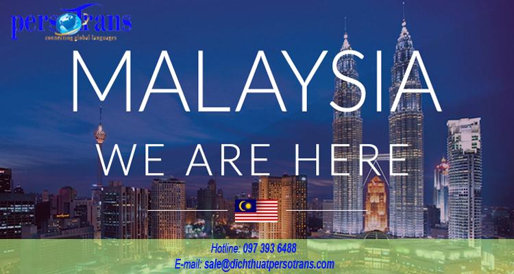 dịch thuật tiếng malaysia tại hà nội