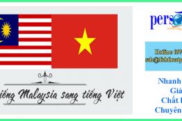dịch thuật tiếng malaysia